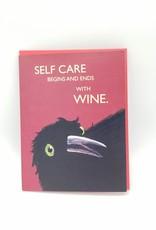 "Mincing Mockingbird ""Self Care"" Greeting Card - The Mincing Mockingbird"
