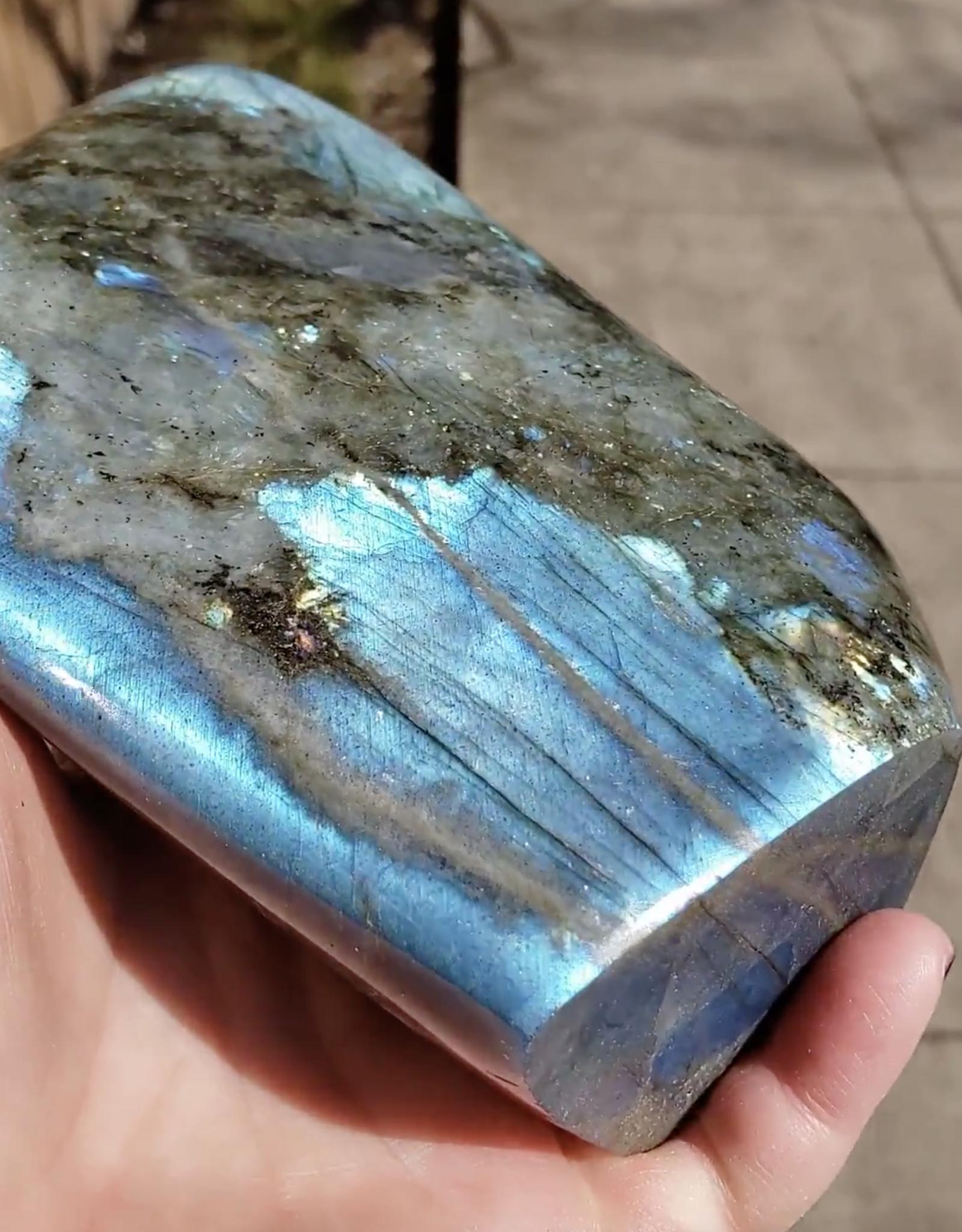Redux Labradorite Mineral Specimen