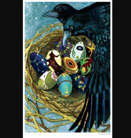 "Crow Nest ABC Print, 8.5x11"""