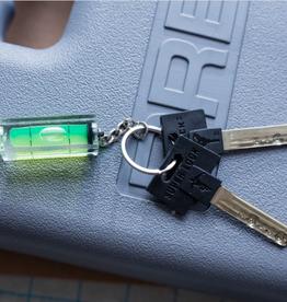 Kikkerland Keychain Mini Level