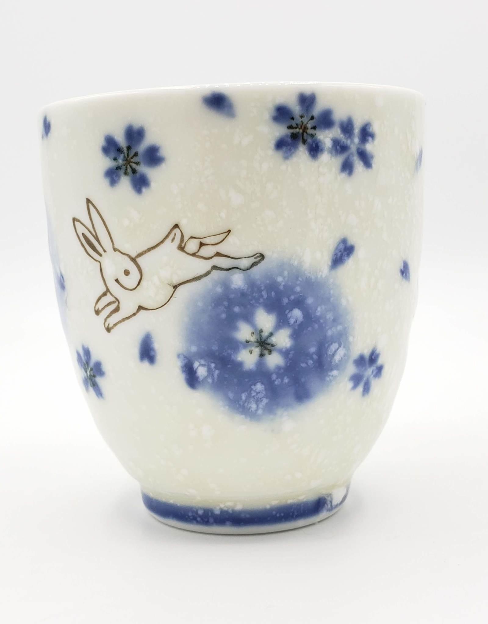 Ceramic Bunny Sake Cups, Sold Separately