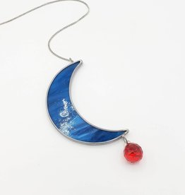 Redux Blue Moon Suncatcher