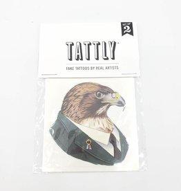 Tattly Eagle by Ryan Berkley  - Tattly Temporary Tattoos (Pairs)