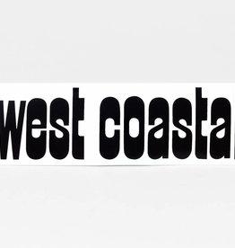 West Coastal Sticker - Nicole Lavelle