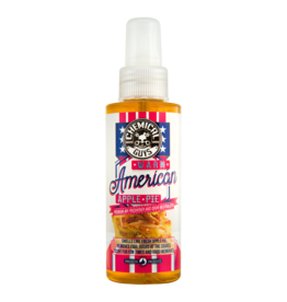 Chemical Guys AIR22704 Warm American Apple Pie Air Freshener & Odor Eliminator (4oz)