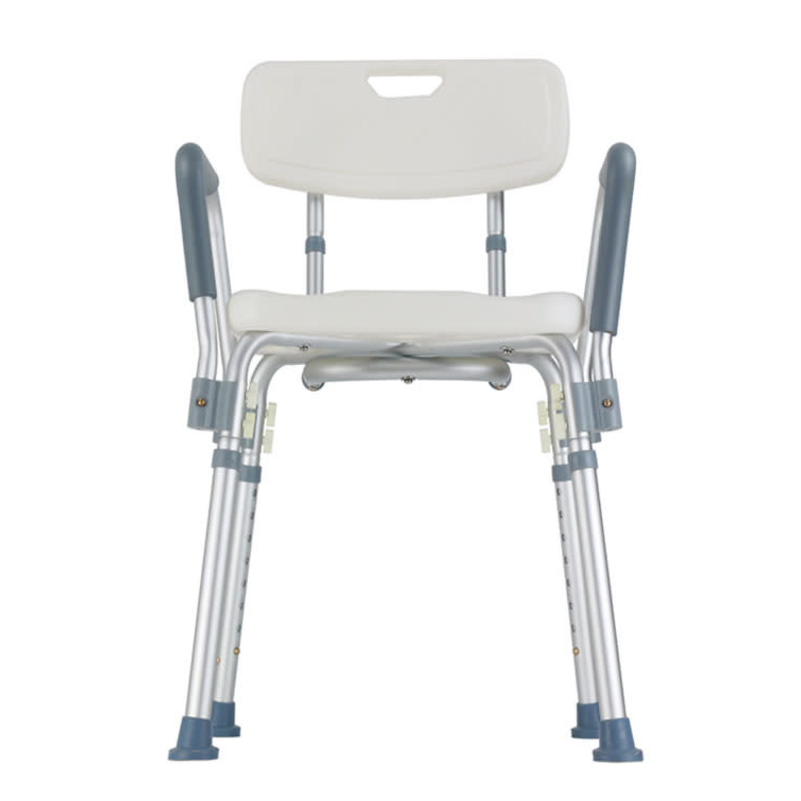 MOBB Shower chair with removable padded arms