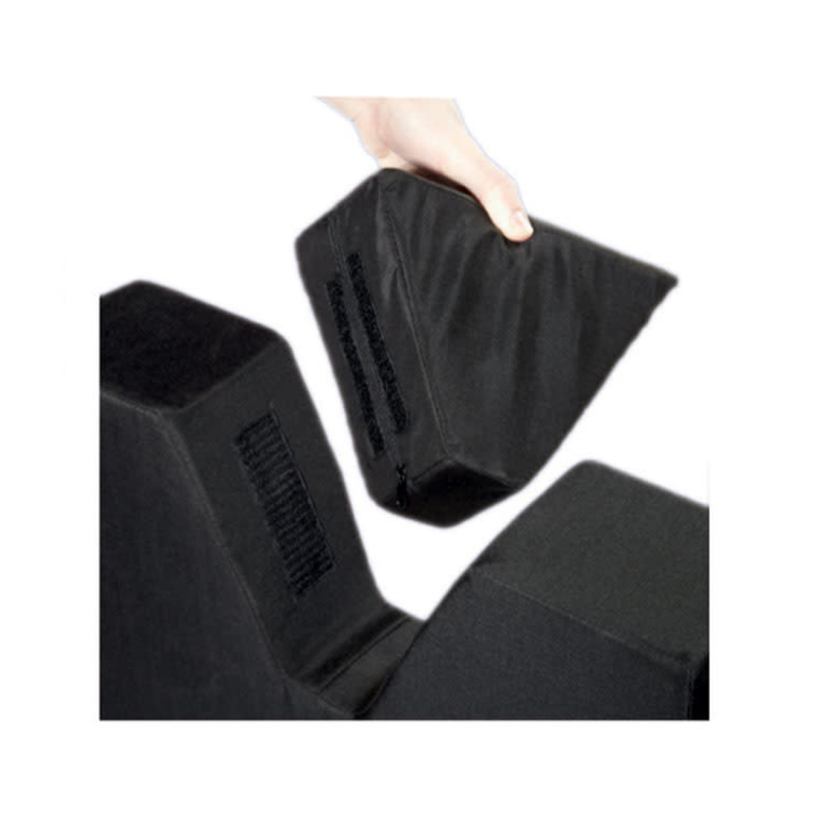 """MOBB Coccyx Cushion 18"""" - with removable cut-out"""
