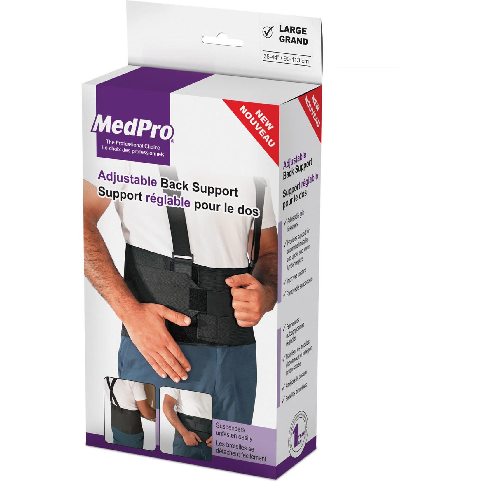 MedPro Back Support - Unisex