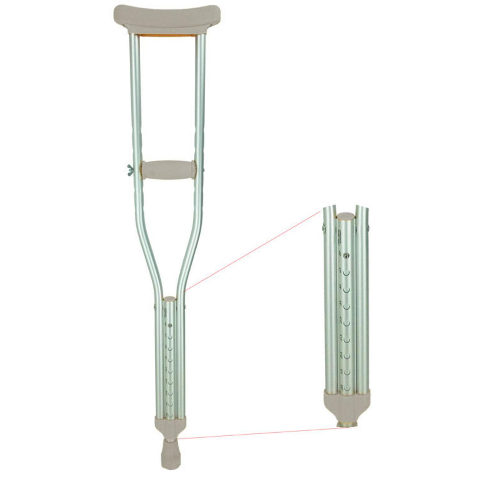 MOBB Crutches, aluminum