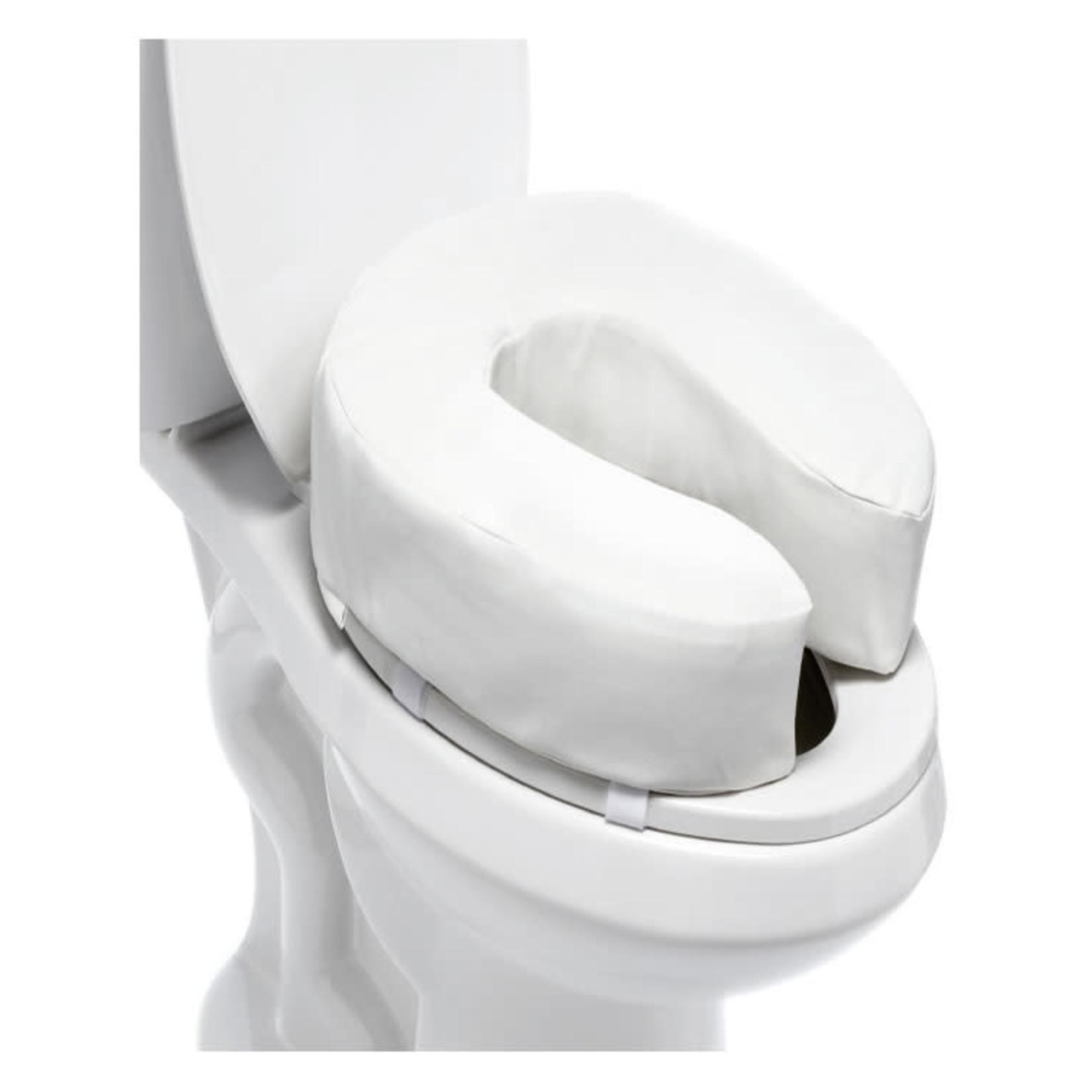 MOBB Toilet Seat Riser - Foam - 4''