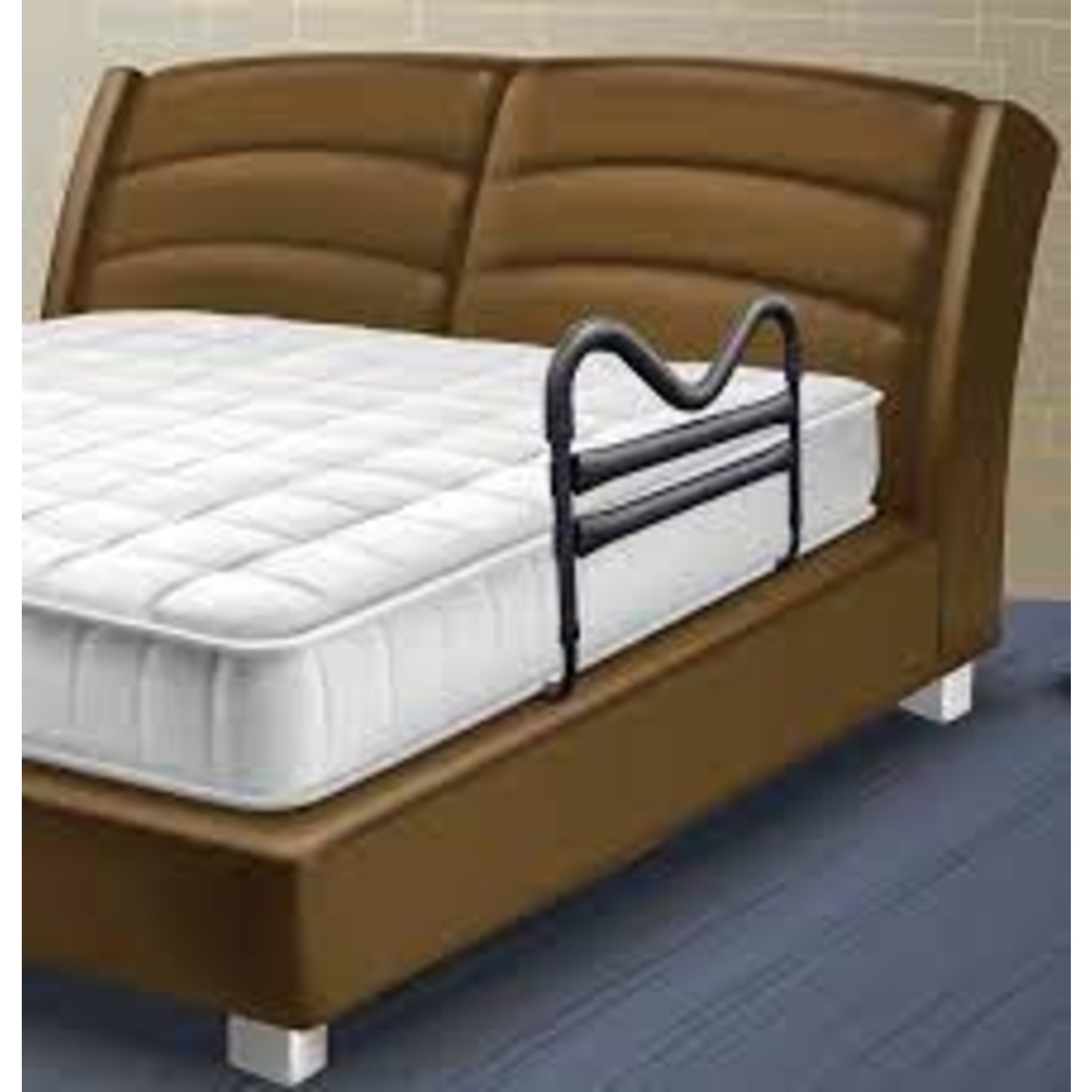 Pro-Aide Bed rail with M Grip