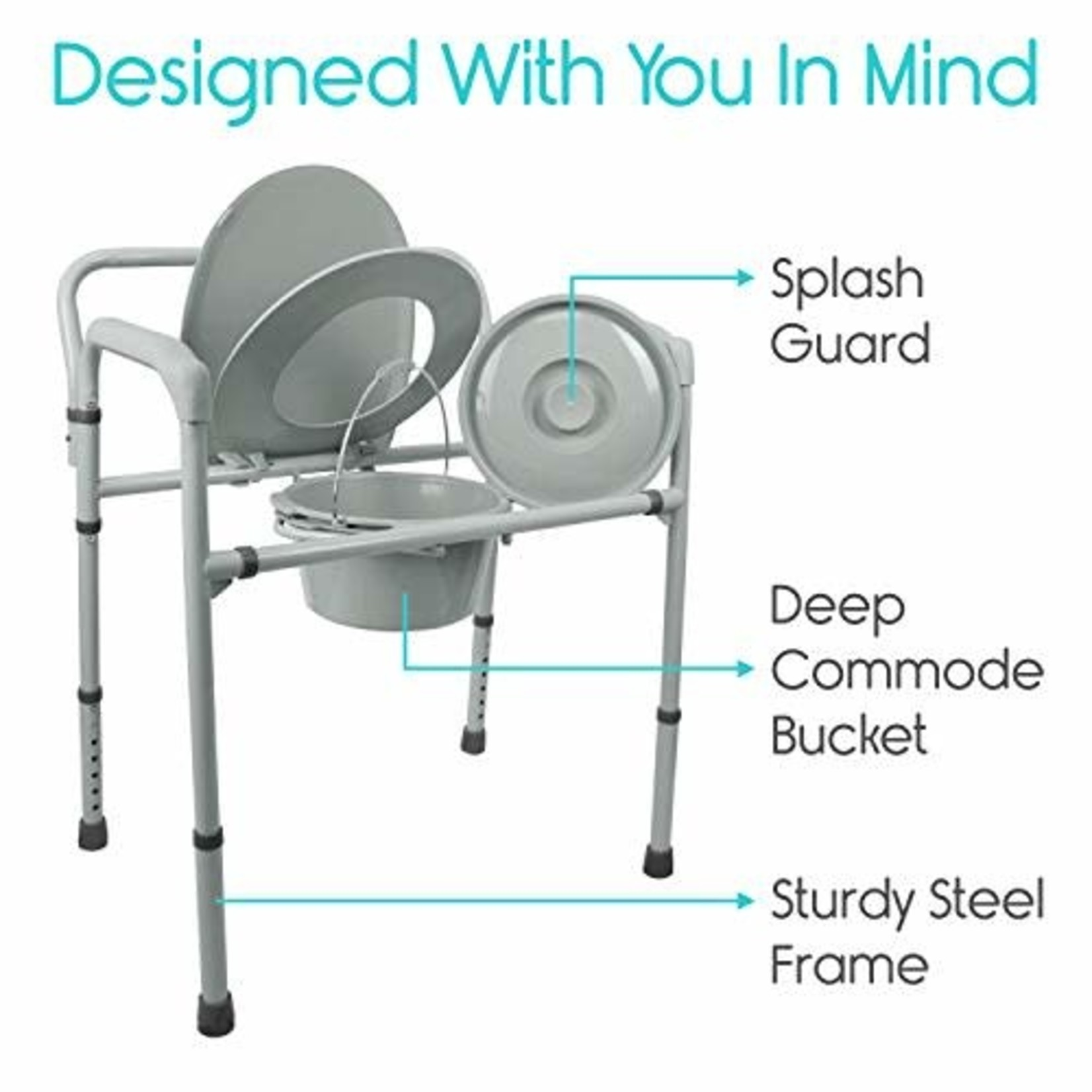 MedPro Commode by MedPro