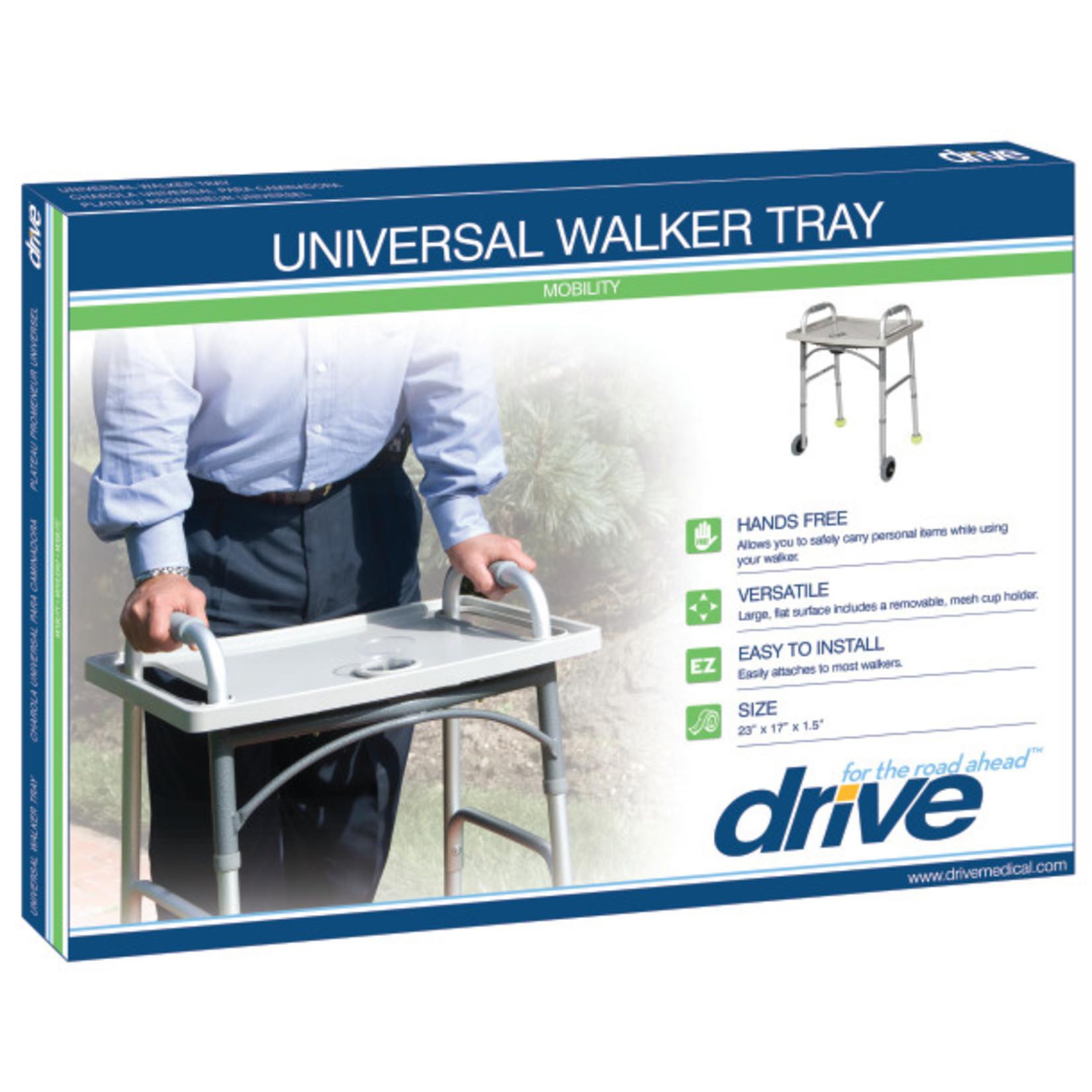 Drive Walker Tray