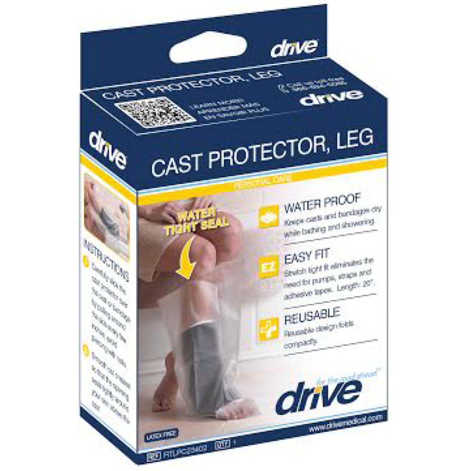 Drive Leg Cast Protector