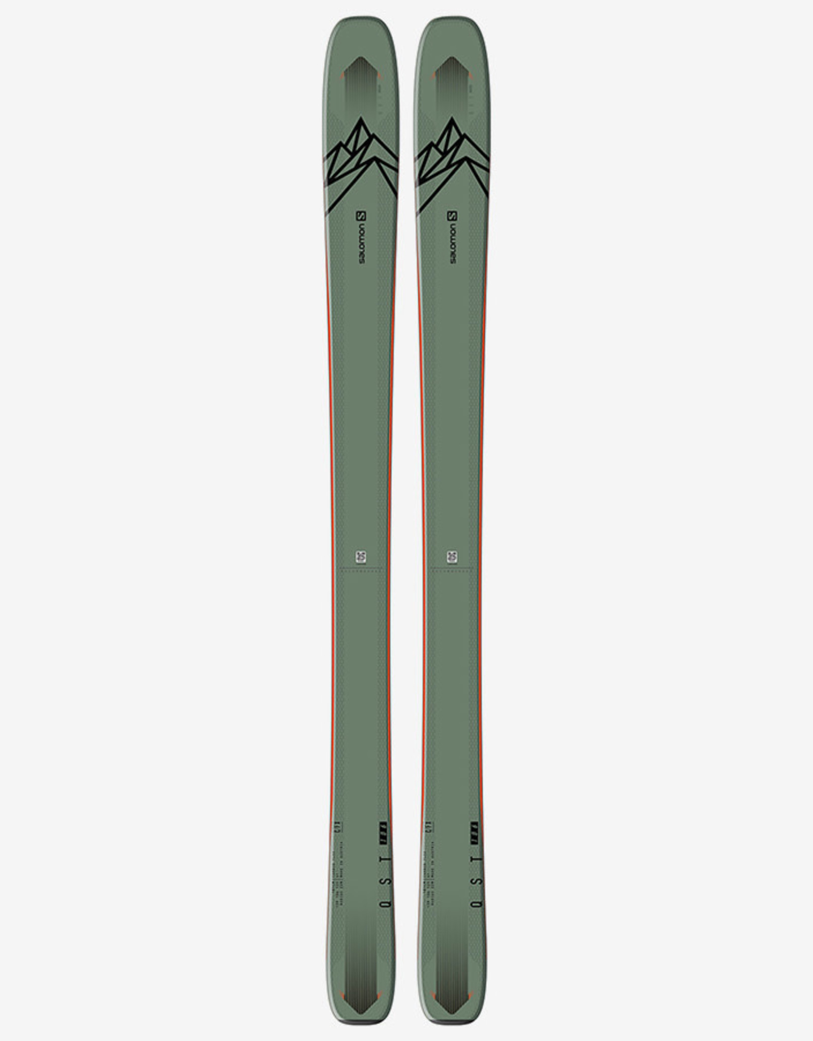 Salomon SALOMON Skis QST 106 (20/21)