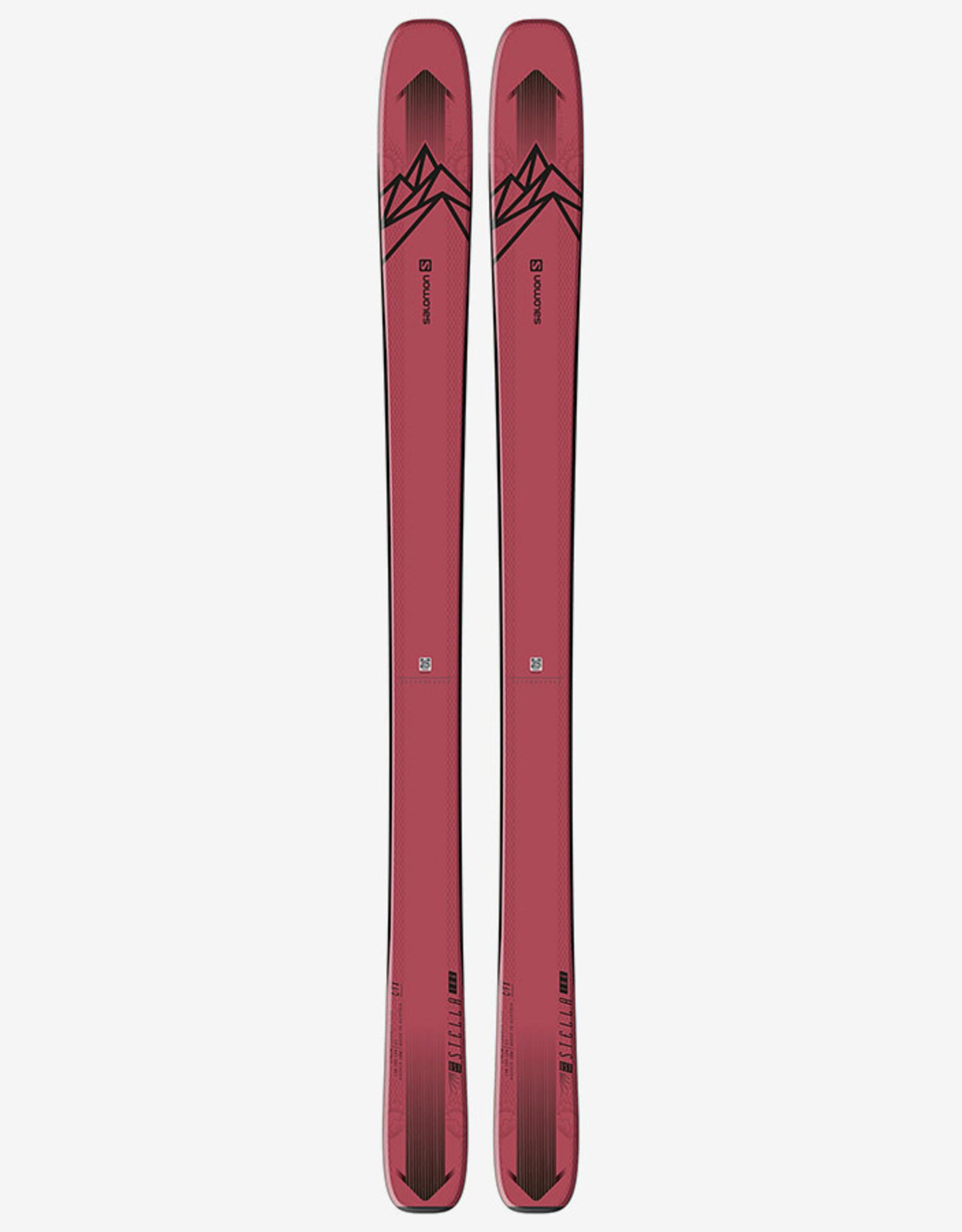 Salomon SALOMON Skis QST STELLA 106 (20/21)
