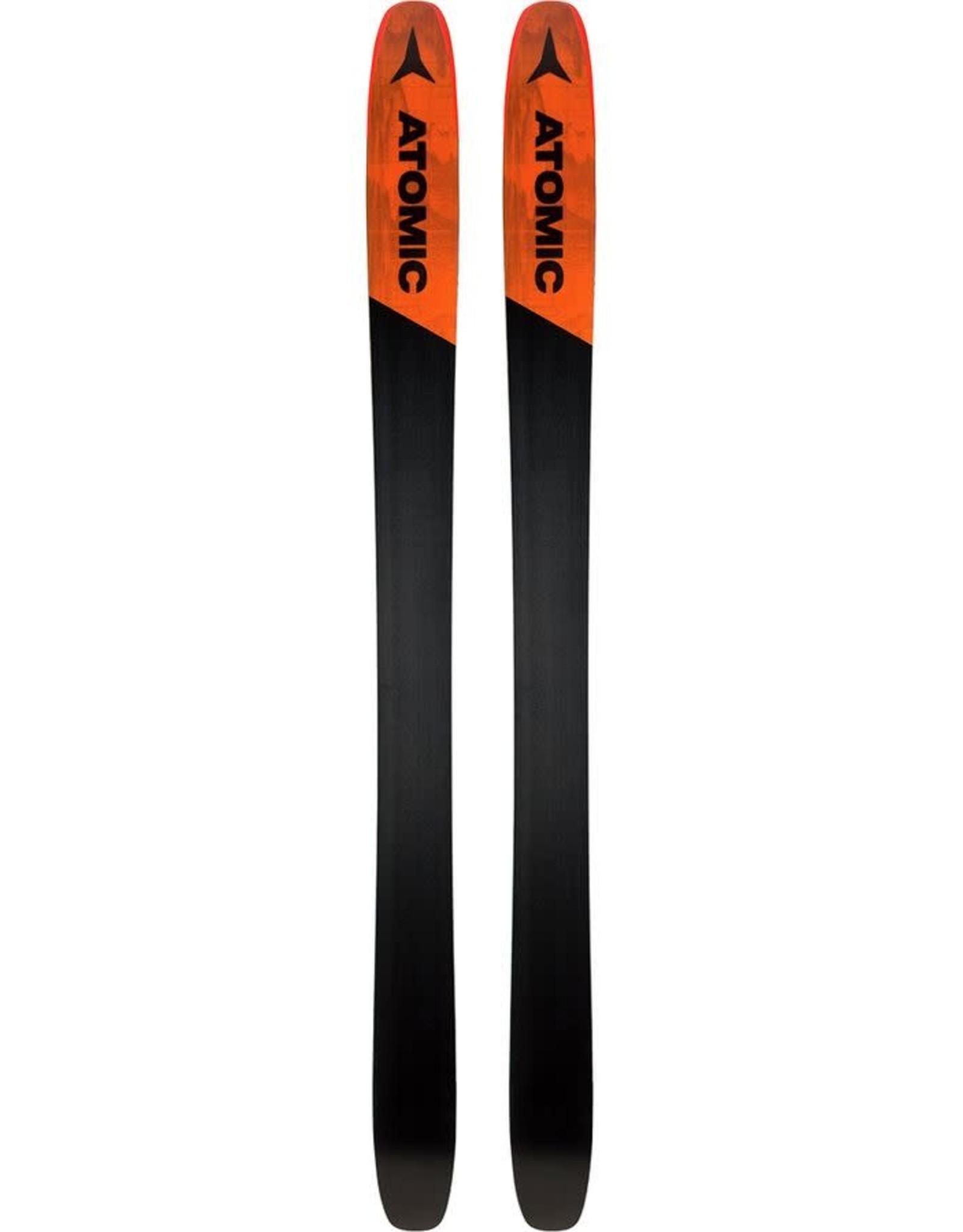ATOMIC ATOMIC Skis BACKLAND 117 (19/20)