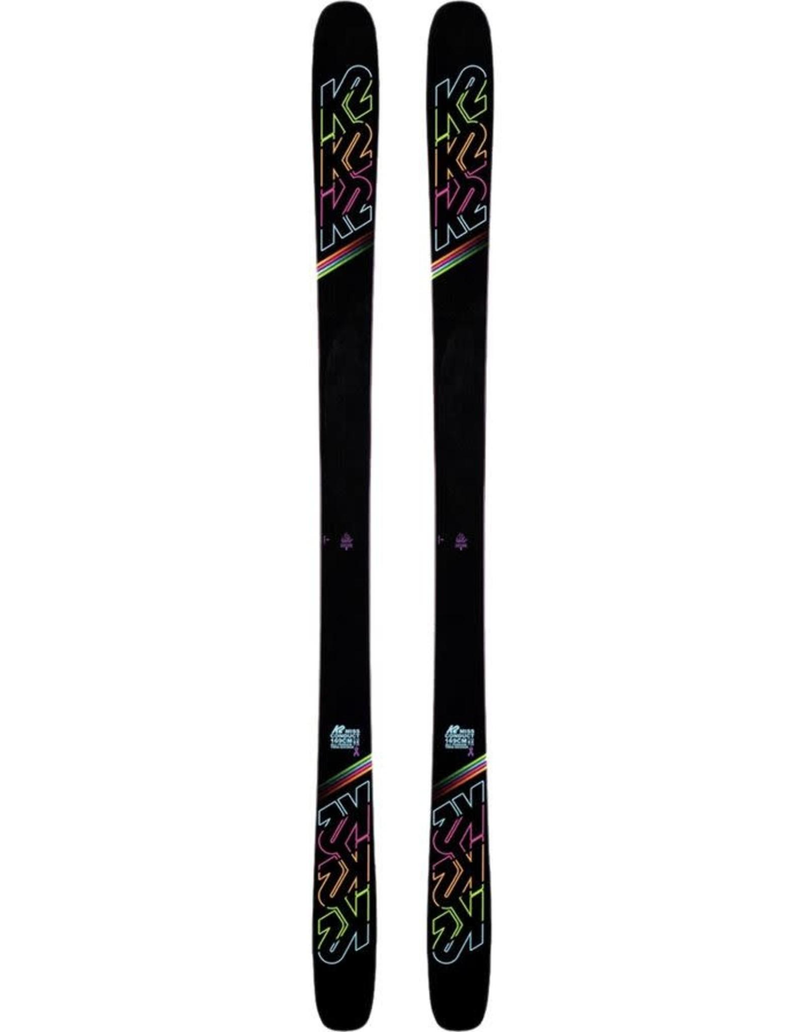 K2 K2 Skis MISSCONDUCT (19/20)