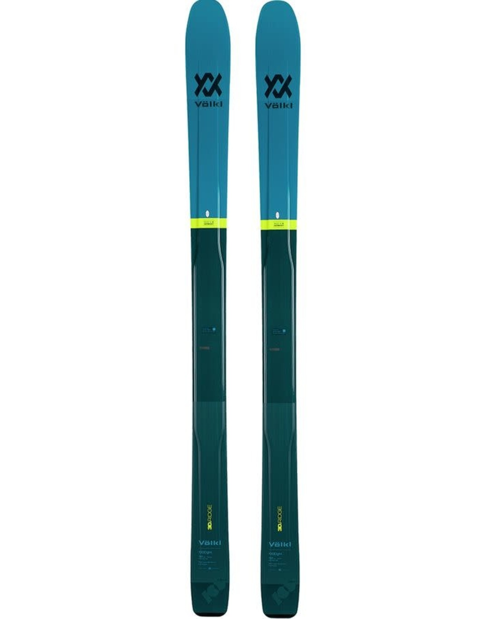 VOLKL VOLKL Skis 100 EIGHT (19/20)