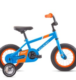 "RALEIGH RALEIGH Kid Bike - MXR 12 - Blue - 12"" Wheel"