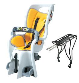 Topeak TOPEAK BABYSEAT II + Rack (Disc Brake Compatible)