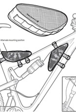 Blackburn BLACKBURN Frame Bag OUTPOST CORNER