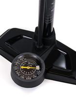 SERFAS SERFAS Floor Pump - AIR FORCE - TIER 2 - Black
