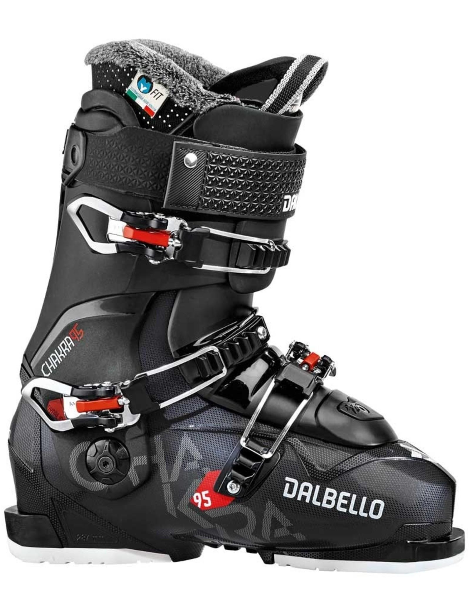 DALBELLO DALBELLO Ski Boots CHAKRA 95 (18/19)