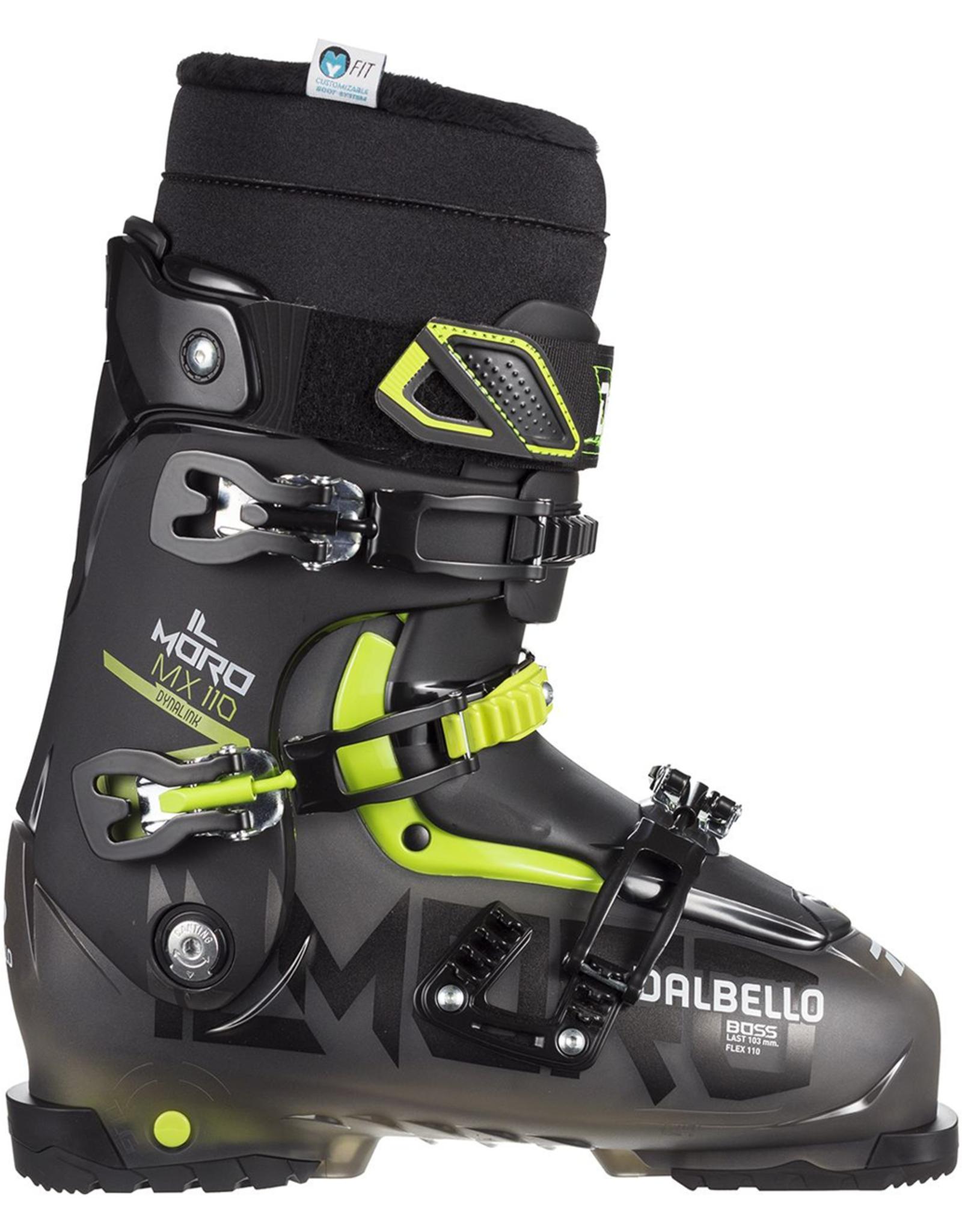 DALBELLO DALBELLO Ski Boots IL MORO MX 110 (19/20)