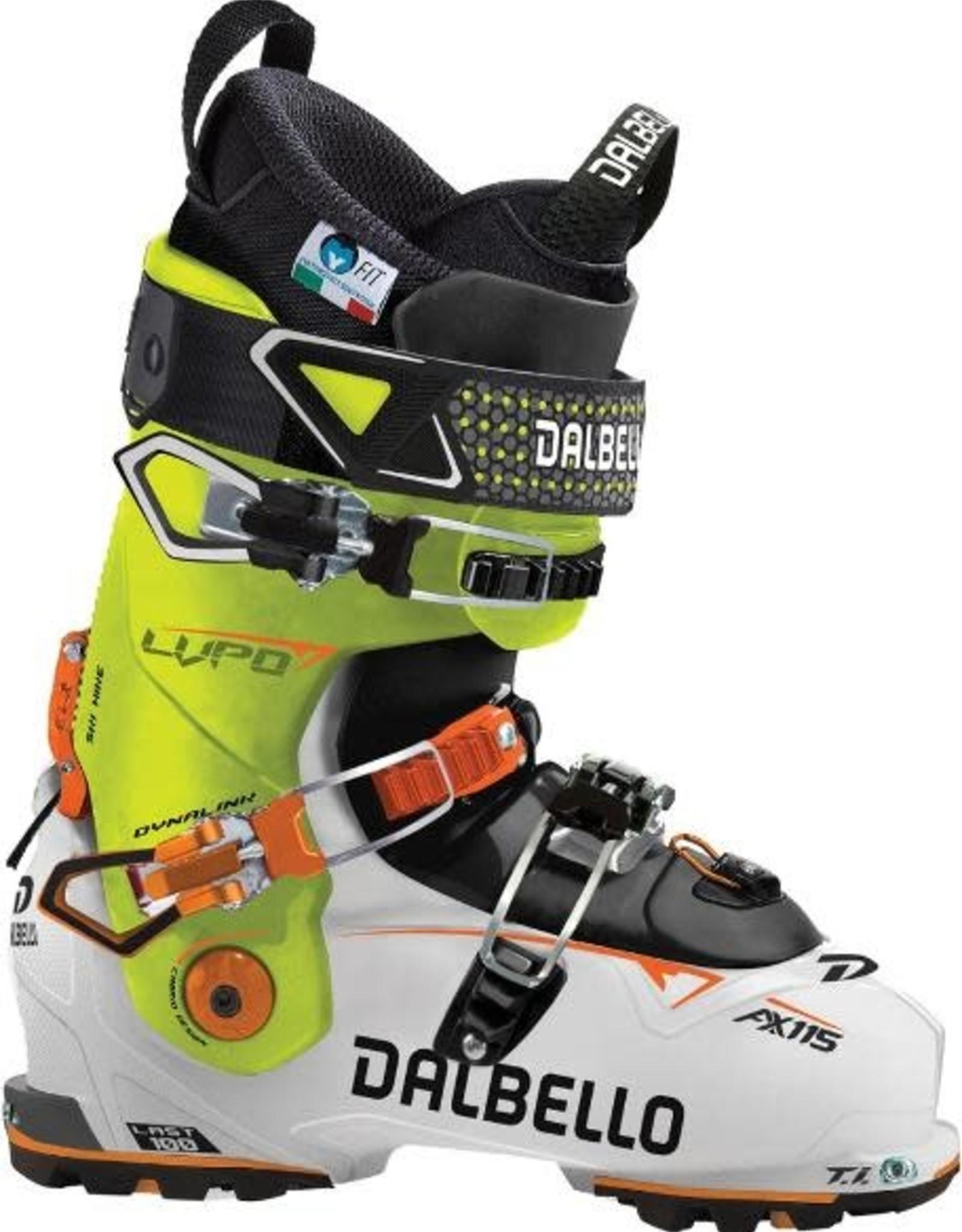 DALBELLO DALBELLO Ski Boots LUPO AX 115 (18/19)