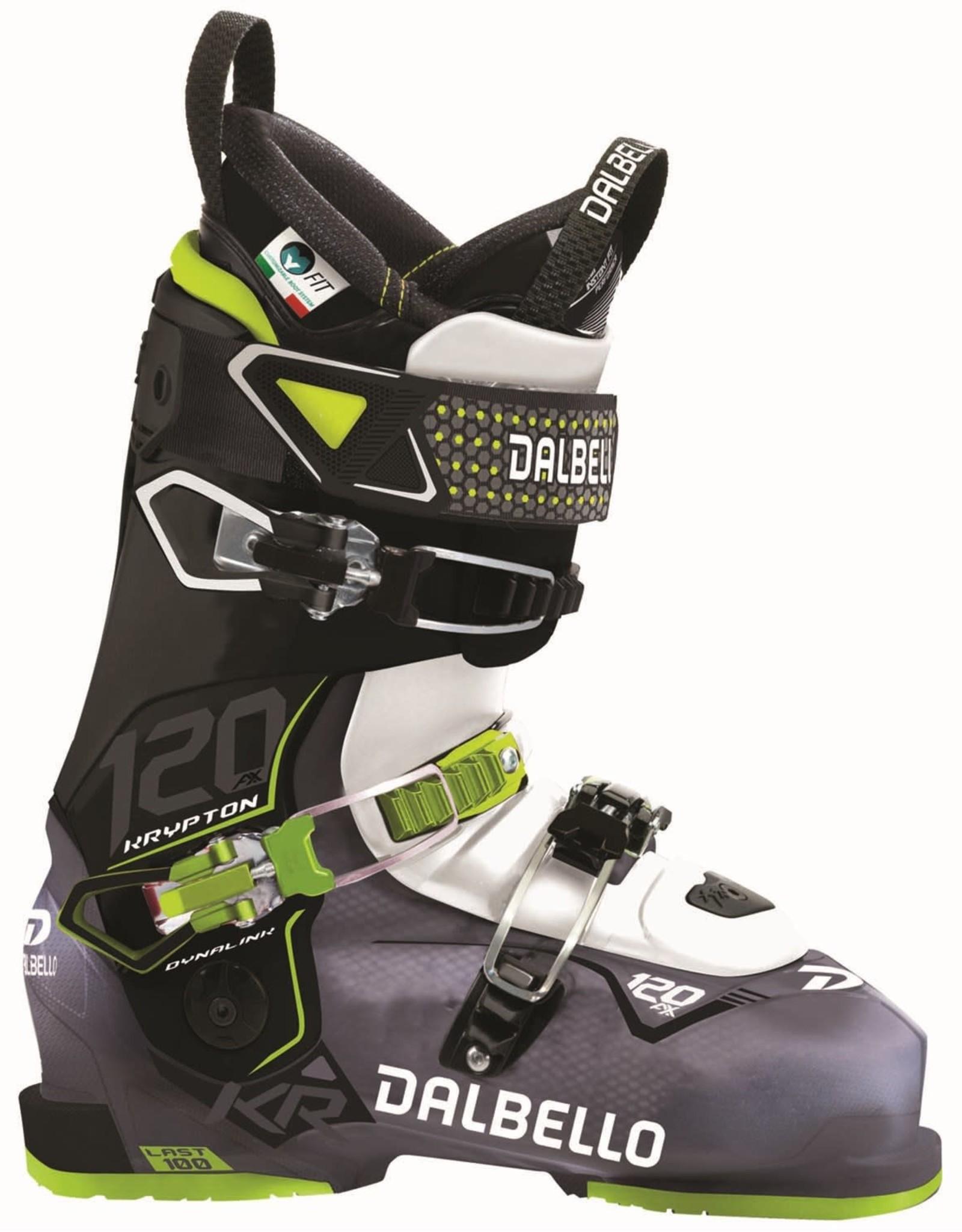 DALBELLO DALBELLO Ski Boots KRYPTON AX 120 (17/18)