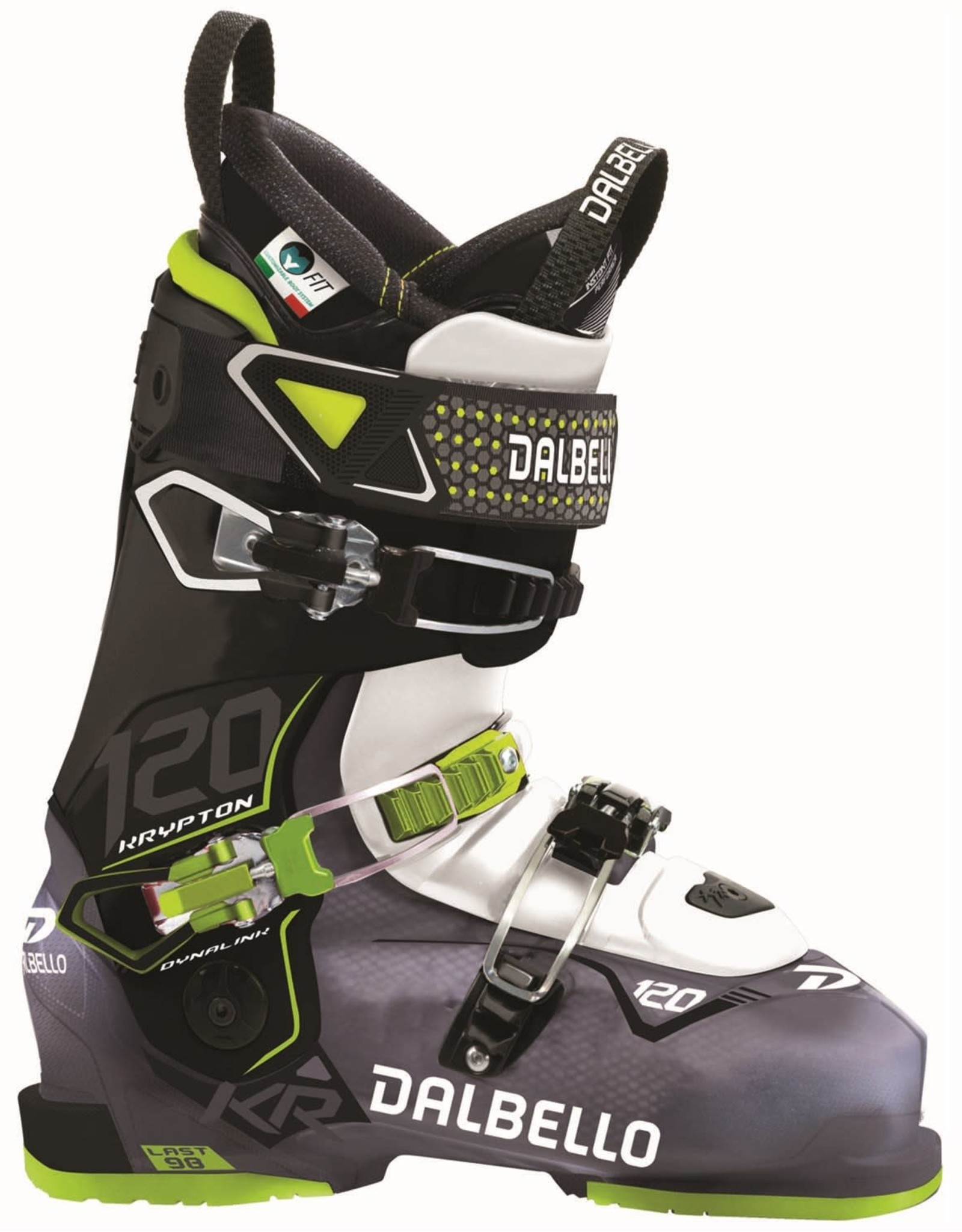 DALBELLO DALBELLO Ski Boots KRYPTON 120 (17/18)