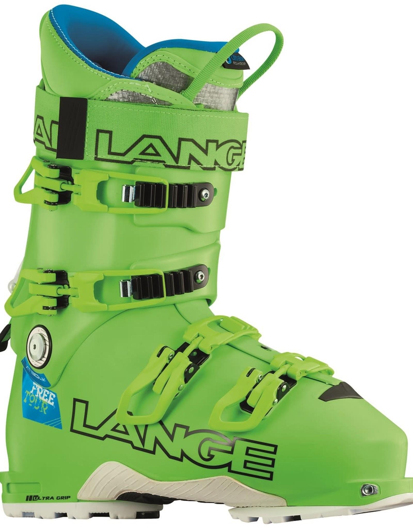 Lange LANGE Ski Boots XT 130 FREETOUR (17/18)