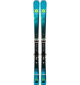 VOLKL VOLKL Skis DEACON 84 + Marker Lowride XL 13 FR Demo GW Binding (20/21)