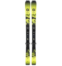 VOLKL VOLKL Skis DEACON JR + 4.5 VMotion Jr. Bindings (20/21)