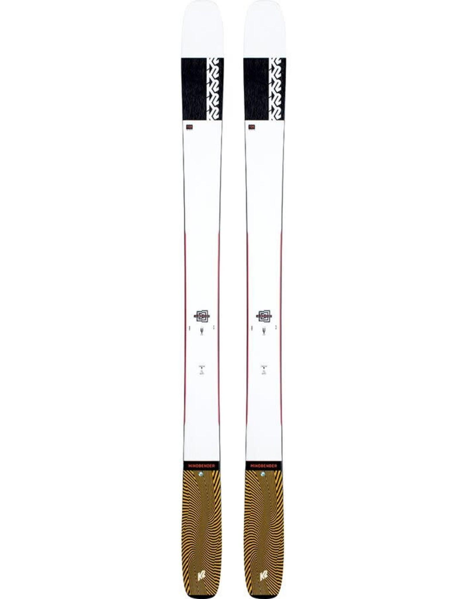 K2 K2 Skis MINDBENDER 108 Ti (20/21)