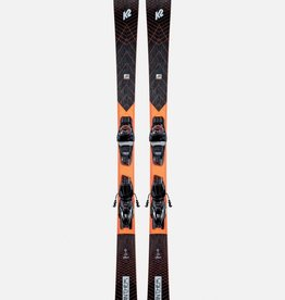 K2 K2 Skis ANTHEM 78 + Marker ER3 10 Compact Quikclik Bindings (20/21)