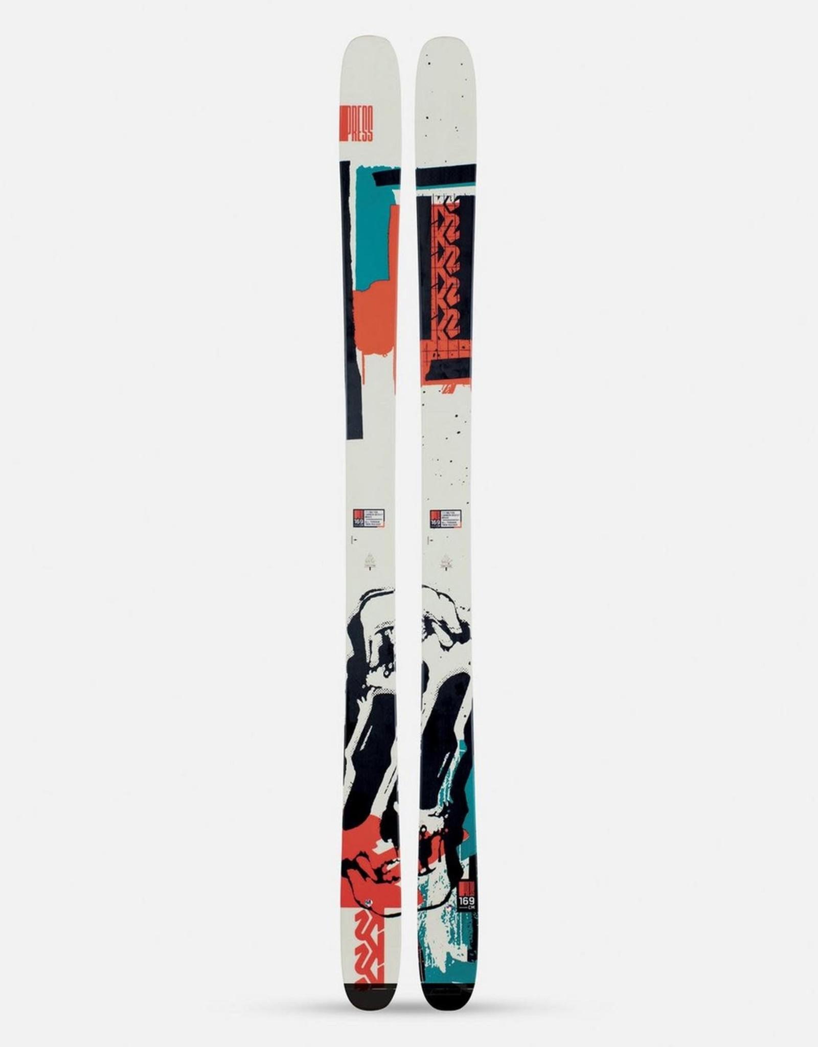 K2 K2 Skis PRESS (20/21)