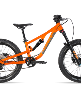 "NORCO NORCO Kid Bike FLUID 2.1 FS - Orange/Charcoal - 20"" Wheel (2021)"