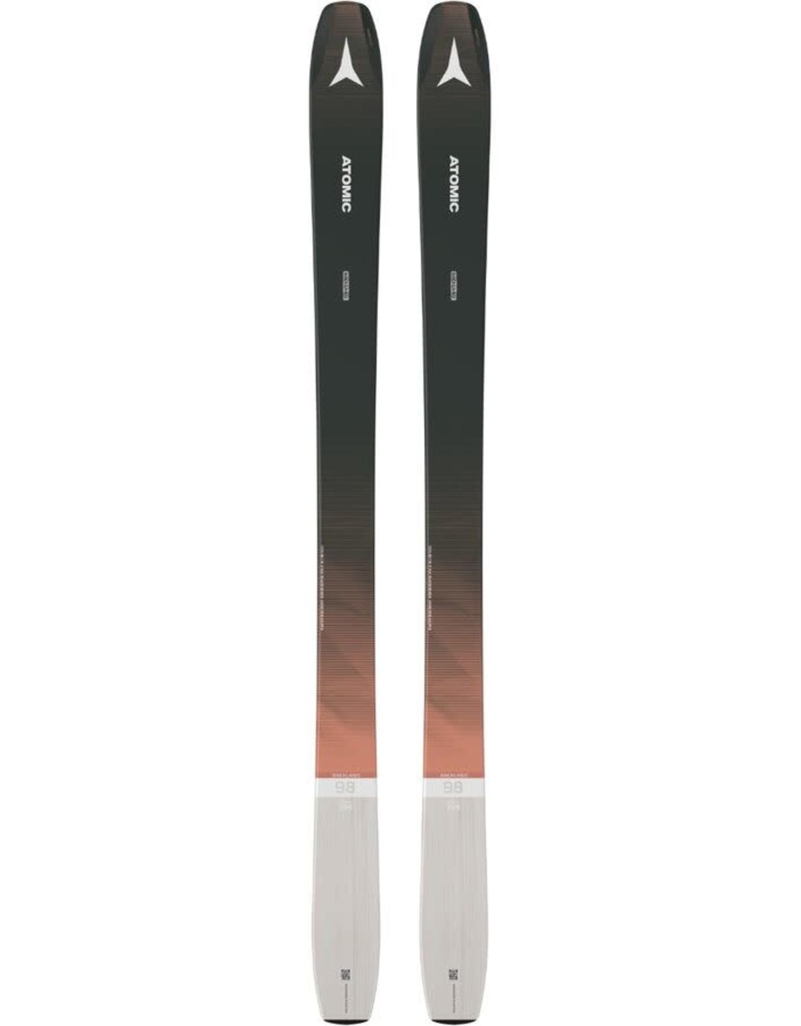 ATOMIC ATOMIC Skis BACKLAND 98 W (20/21)