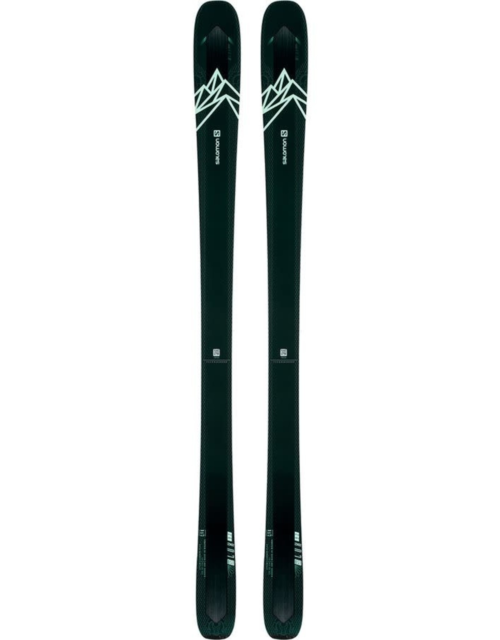 Salomon SALOMON Skis QST LUX 92 (20/21)