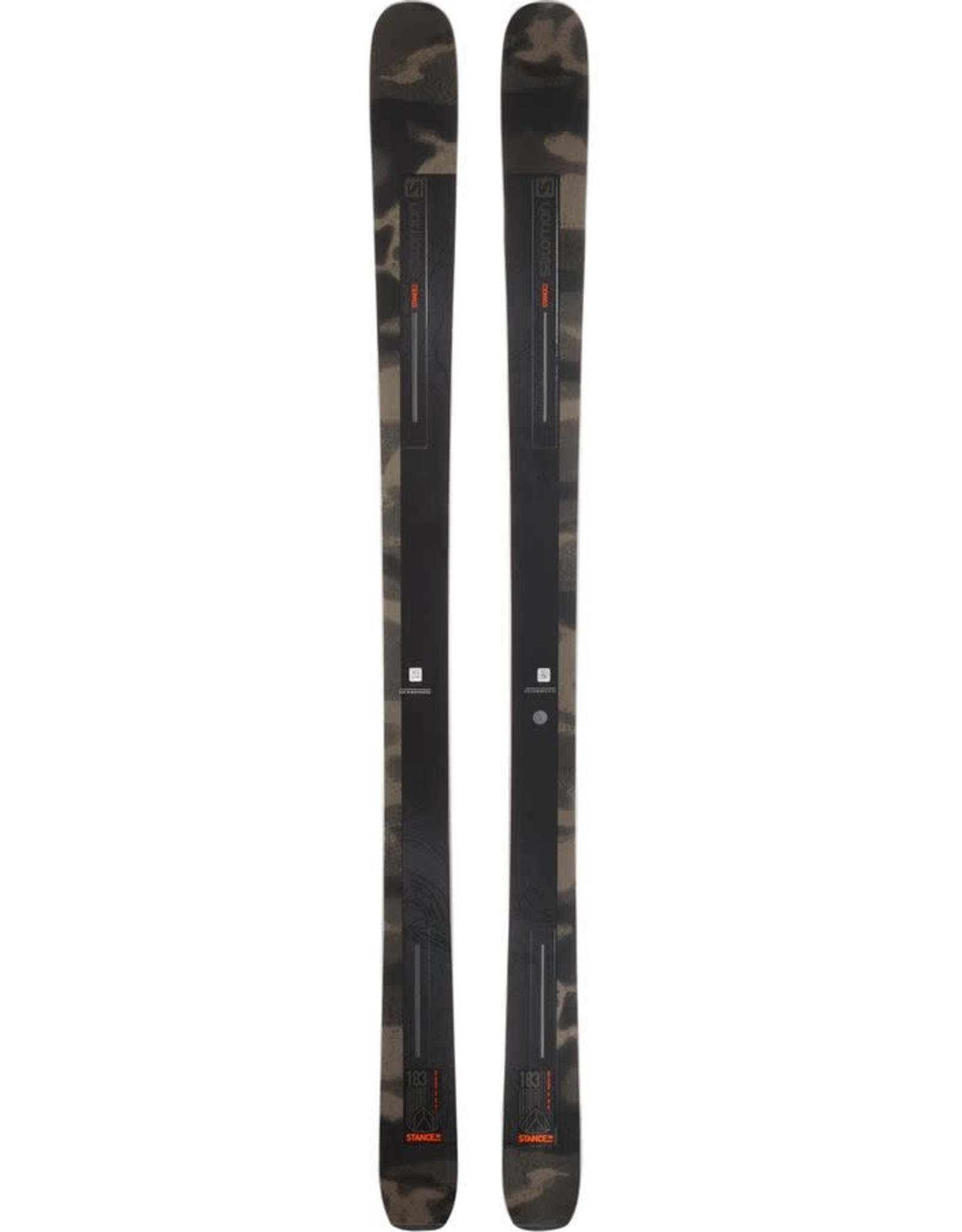 Salomon SALOMON Skis STANCE 102 (20/21)