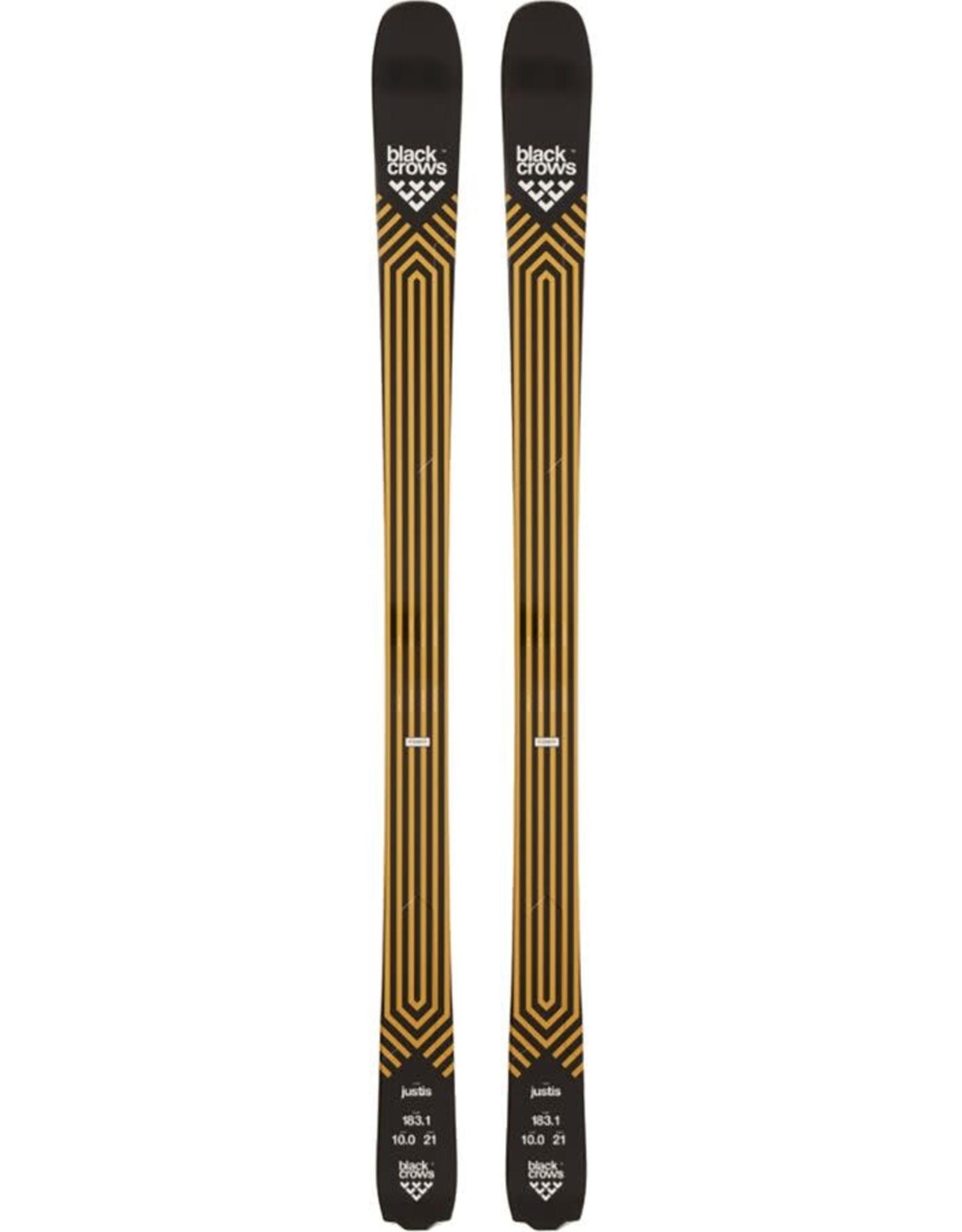 BLACK CROWS BLACK CROWS Skis JUSTIS (21/22)