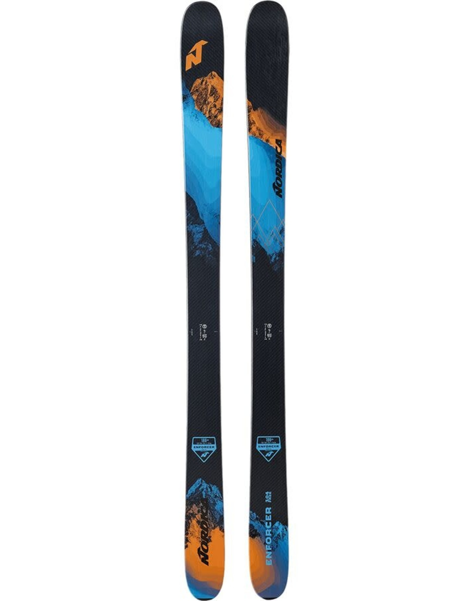NORDICA NORDICA Skis ENFORCER 104 FREE (20/21)