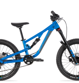 "NORCO NORCO Bike FLUID 2.2 FS - Electric Blue/Charcoal - 20"" Wheel (2021)"