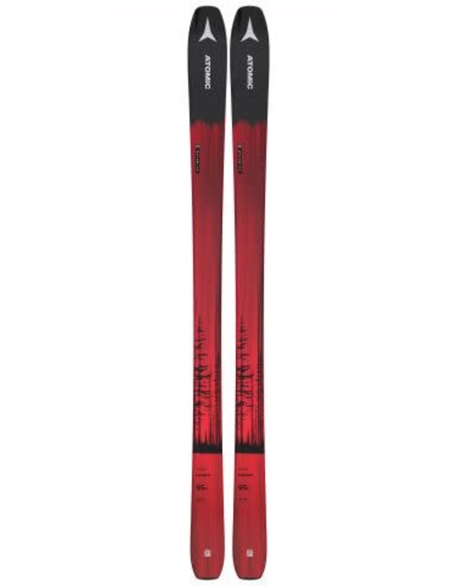 ATOMIC ATOMIC Skis MAVERICK 95 Ti (21/22)
