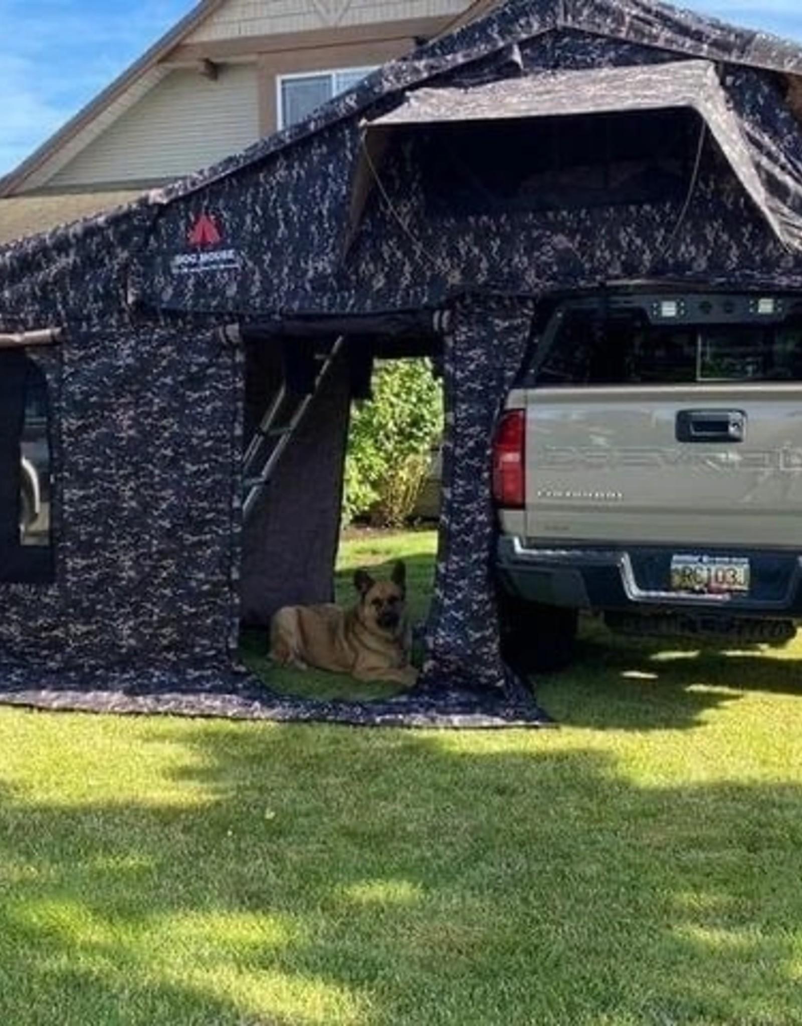 Dog House Mesa DBL Annex Tan/Orange