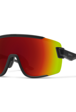 SMITH OPTICS SMITH Sunglasses WILDCAT Matte Black ChromaPop Red Mirror/Clear