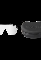SMITH OPTICS SMITH Sunglasses SHIFT MAG Black Matte Cinder ChromaPop Black/Clear