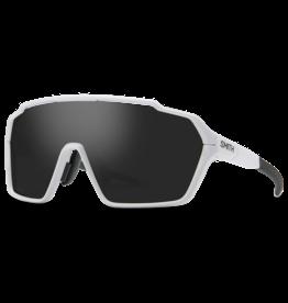 SMITH OPTICS SMITH Sunglasses SHIFT MAG Matte White ChromaPop Black/Clear